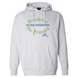 Nevertheless - Independent Trading Co. 10oz. Hooded Pullover Sweatshirt-POD