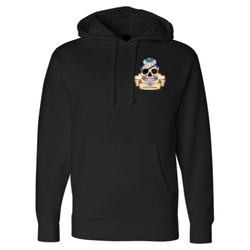 Eye Patch Day 2018 - Independent Trading Co. 10oz. Hooded Pullover Sweatshirt-POD