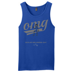 OM Guy3 - District - Young Mens The Concert Tank ® (DTG)