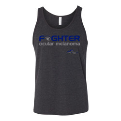 Fighter - Bella Canvas - 3480 (DTG) - Unisex Jersey Tank