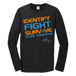 Identify-Fight-Survive - Gildan - Softstyle ® Long Sleeve T Shirt - DTG