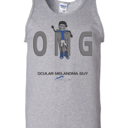 OM Guy2 - Gildan - 2200 (DTG) - 6oz 100% Cotton Tank Top