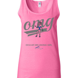 OM Girl3 - Gildan - 64200L (DTG) 4.5 oz Softstyle ® Junior Fit Tank Top