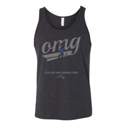 OM Girl3 - Bella Canvas - 3480 (DTG) - Unisex Jersey Tank