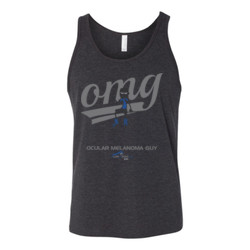 OM Guy3 - Bella Canvas - 3480 (DTG) - Unisex Jersey Tank
