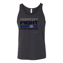 Identify-Fight-Survive - Bella Canvas - 3480 (DTG) - Unisex Jersey Tank