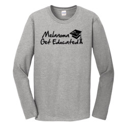 Get Educated - Gildan - Softstyle ® Long Sleeve T Shirt - DTG