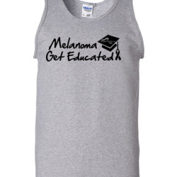 Get Educated - Gildan - 2200 (DTG) - 6oz 100% Cotton Tank Top