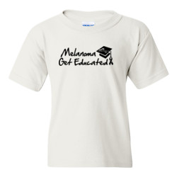 Get Educated - Gildan - 5000B (DTG) - Youth 5.3oz 100% Cotton T Shirt