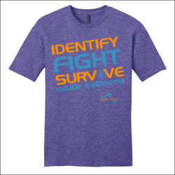 Identify-Fight-Survive - District - Very Important Tee ® - DTG
