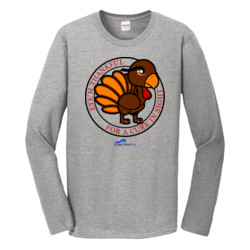 Eye'm Thankful For A Cure In Sight - Gildan - Softstyle ® Long Sleeve T Shirt - DTG