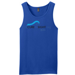 ACIS Logo - District - Young Mens The Concert Tank ® (DTG)