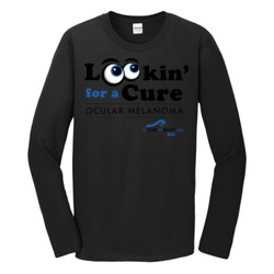 Looking For A Cure - Gildan - Softstyle ® Long Sleeve T Shirt - DTG