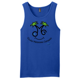 OMG - Getaway - District - Young Mens The Concert Tank ® (DTG)