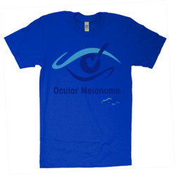 OM Check - American Apparel - Unisex Fine Jersey T-Shirt - DTG