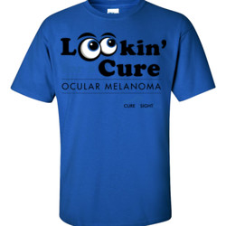 Looking For A Cure - Gildan - 6.1oz 100% Cotton T Shirt - DTG