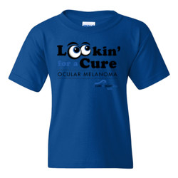 Looking For A Cure - Gildan - 5000B (DTG) - Youth 5.3oz 100% Cotton T Shirt