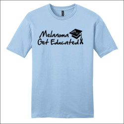 Get Educated - District - Very Important Tee ® - DTG