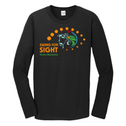 Swing For Sight - Gildan - Softstyle ® Long Sleeve T Shirt - DTG