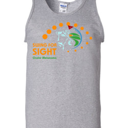 Swing For Sight - Gildan - 2200 (DTG) - 6oz 100% Cotton Tank Top