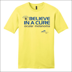 Eye Belive In A Cure - District - Very Important Tee ® - DTG