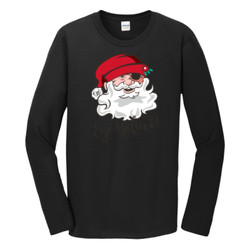 Eye Believe Holiday Shirt - Gildan - Softstyle ® Long Sleeve T Shirt - DTG
