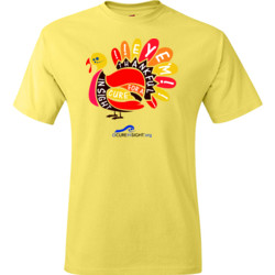 Eye'm Thankful - Hanes - TaglessT-Shirt - DTG