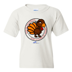 Eye'm Thankful For A Cure In Sight - Gildan - 5000B (DTG) - Youth 5.3oz 100% Cotton T Shirt
