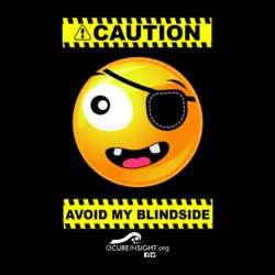 Caution - Avoid My Blind Side